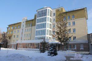 Самарская областная клиническая больница №2